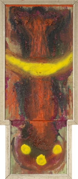 Acryl, Lack, Öl, 140*60cm, 2010