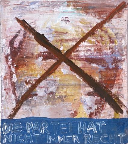 Acryl, Öl, 50*45cm, 2009