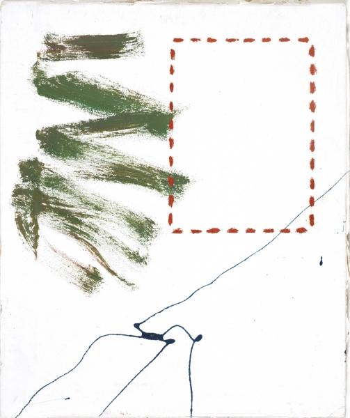 Acryl, Lack, 45*35cm, 2010