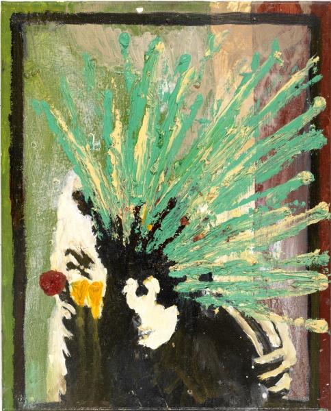 Acryl, Öl, 30*25cm, 2010