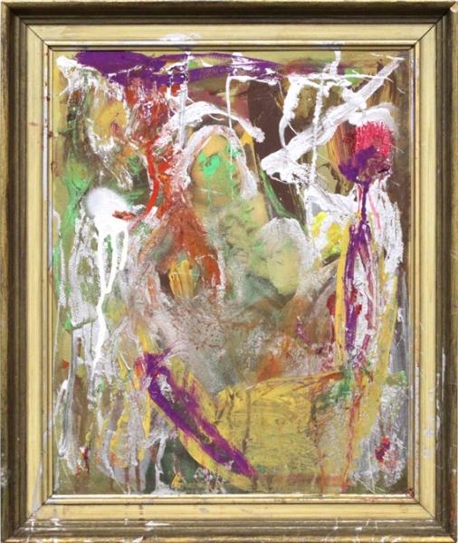 Acryl, Lack, 45*35cm, 2013