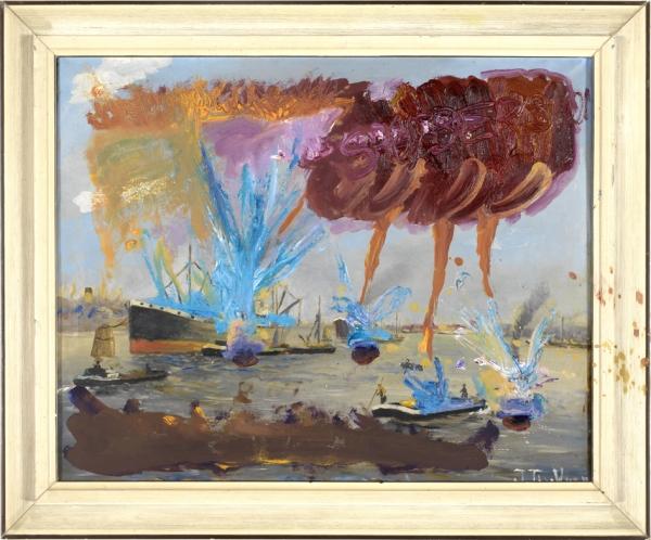 Öl, 35*40cm, 2010