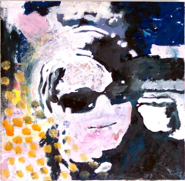 Acryl, Lack, 60*60cm, 2007