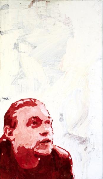 Acryl, Lack, 140*70cm, 2005